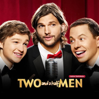 Two and a Half Men vai virar Two Men and a Gir...