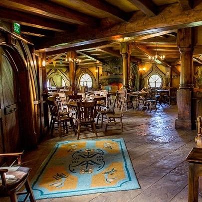 Conheça o bar baseado nas tavernas dos Hobbit...