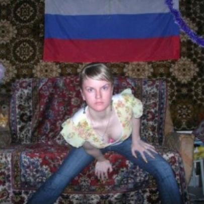 Com imagens absurdas, a Rússia as vezes me as...