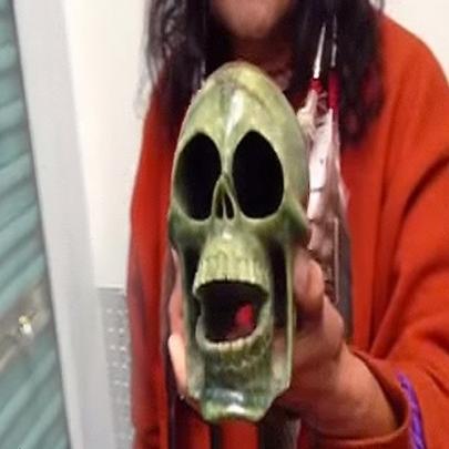 O Assustador Apito da Morte Asteca