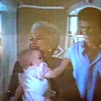 Fantasma no filme 3 solteirões e 1 bebê