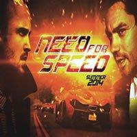 Pôster do filme Need for Speed foi divulgado.
