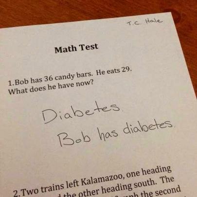 Testes e respostas inteligentes