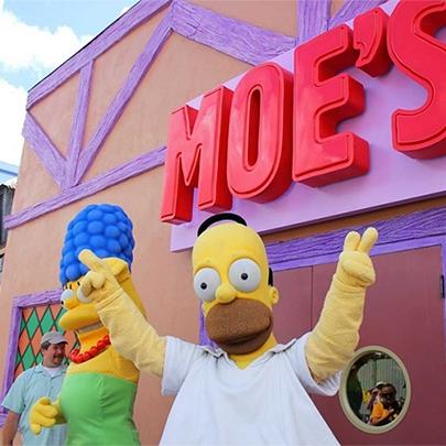 Conheça a incrível Springfield, a cidade de ...