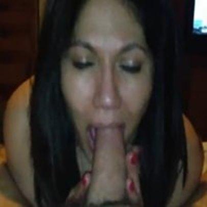 mexicana chupando