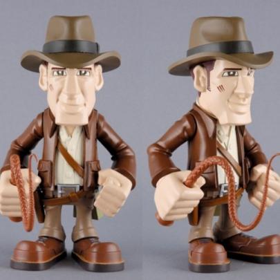 """Brinquedos inspirados em """"Indiana Jones"""""""
