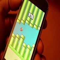 Jovem atinge nível 999 no jogo Flappy Bird…...