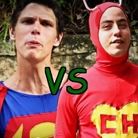Super-Homem vs Chapolin Colorado