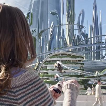 Tomorrowland ganha trailer e 5 pôsteres novos