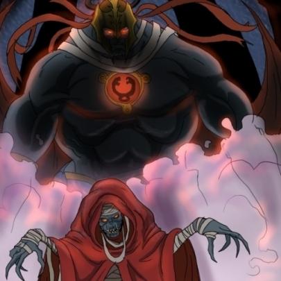 Super-vilões Ridículos