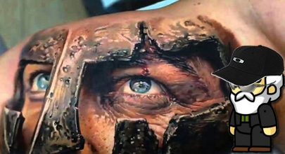 25 tattos 3D que vão bugar seu cérebro