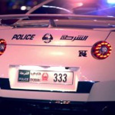 Novas bombas da policia do Dubai!
