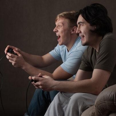 Os jogos de video game realmente ficaram mais ...