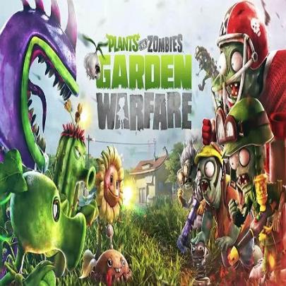Plants Vs Zombies Garden Warfare [gameplay]
