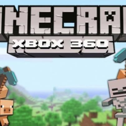 O Minecraft: Xbox 360 Edition Já Vendeu 12 Mi...