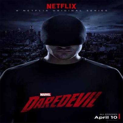Netflix Lança imagem promocional do Demolidor