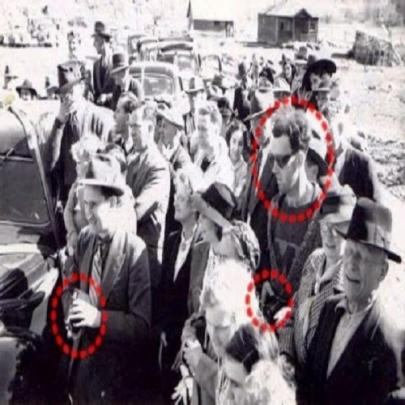 As 5 imagens mais misteriosas já fotografadas