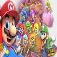 O que super mario 3d world traz de novo