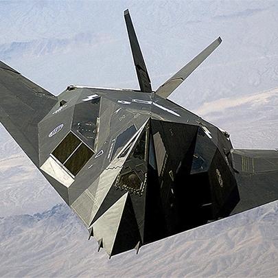 E se essa nave fosse feita com tecnologia alie...