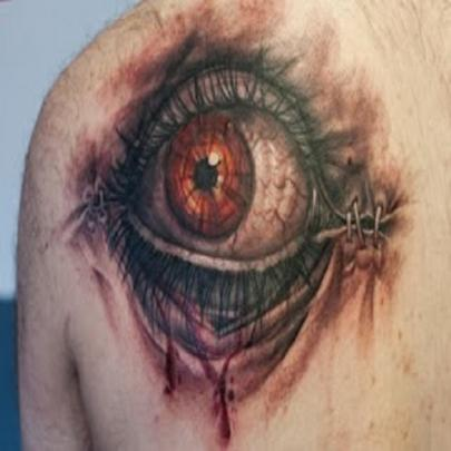 10 tatuagens perturbadoras baseadas em filmes ...