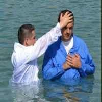 O que é o batismo nas águas