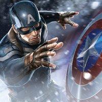 Jogo oficial de Capitão América 2: O Soldado...