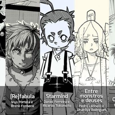 Brazil Manga Awards: sua chance de ter seu man...