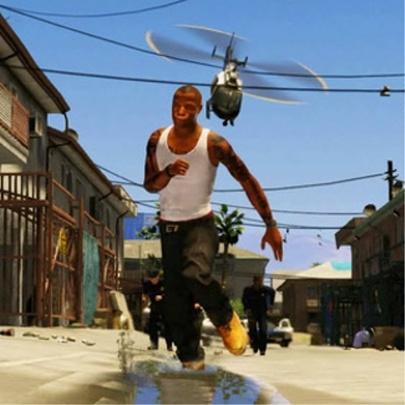 GTA 5 ganha trailer alucinante para o seu lanÃ...
