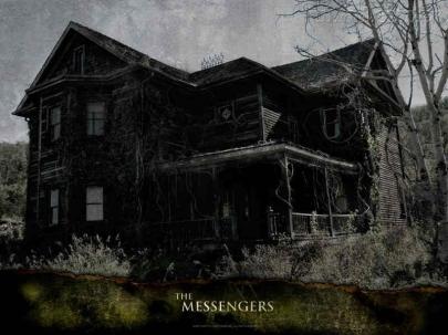 A casa do filme Os Mensageiros
