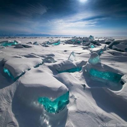 23 lagos e oceanos congelados que são belas o...