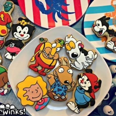 Os biscoitos mais divertidos que você verá