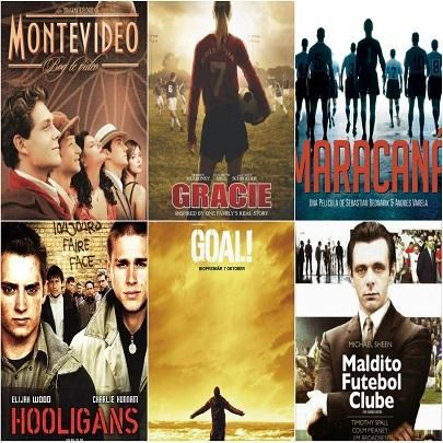 10 filmes sobre futebol que você precisa assi...
