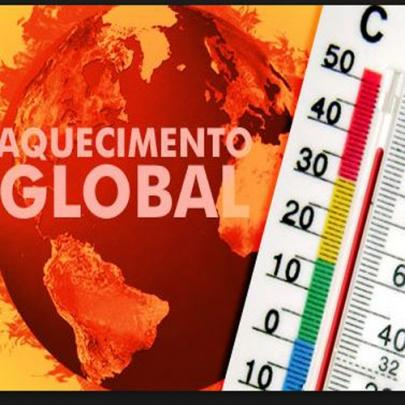 Aquecimento global, efeito estufa, tudo papo f...