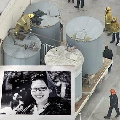 Garota possuída é encontrada morta em caixa ...