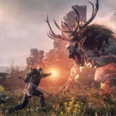 O Mapa do The Witcher 3: Wild Hunter Terá 136...