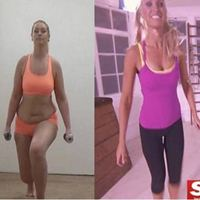 Vencedora do Big Brother britânico mostra como perdeu 25kg